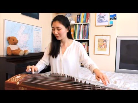 Fireworks - Katy Perry (Guzheng cover)