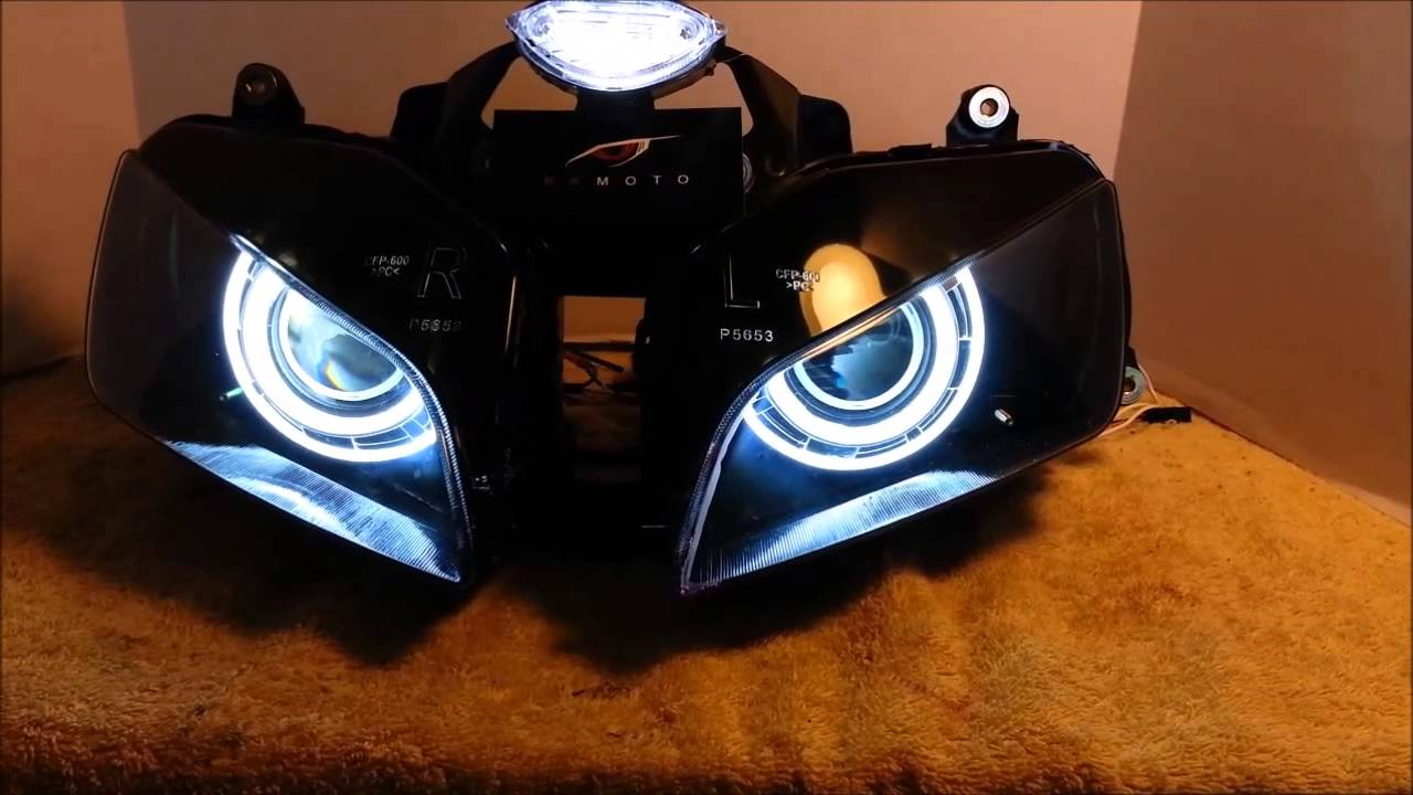 Motorcycle Lights Led