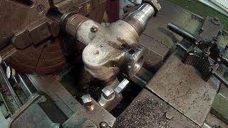 Forklift Spindle Repair