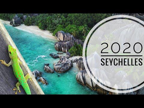 Seychelles 4k - La Digue   Praslin   Mahé