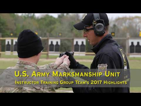 Instructor Training Group 2017 Highlights