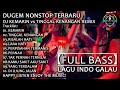 DJ KEMARIN VS TINGGAL KENANGAN Remixnonstop Full Bass