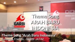 "Theme Song ""ARAH BARU INDONESIA"" by Galang n Friends"
