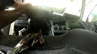 Citroen Xsara phase I : Démontage l'air bag conducteur
