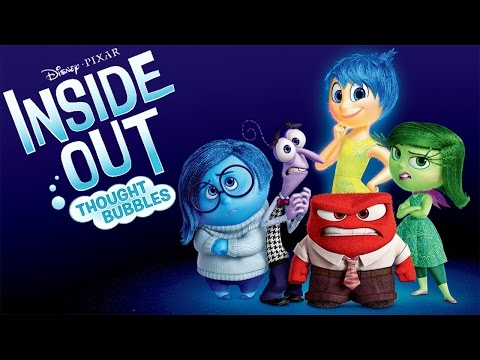 Inside Out Thought Bubbles (Level 30) Головоломка Шарики за ролики (Уровень 30)