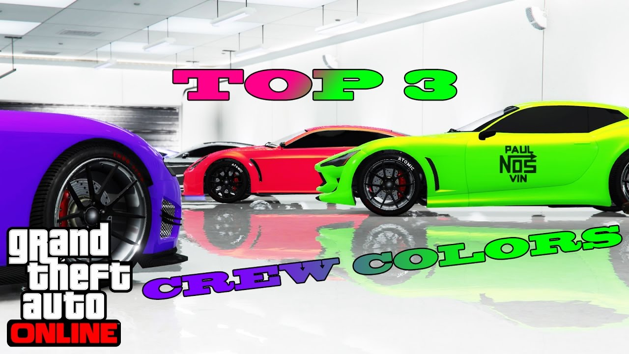 GTA 5 Online - TOP 3 \