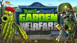 САДОВАЯ ВОЙНА ► РАСТЕНИЯ ПРОТИВ ЗОМБИ ► ГОРОХОСТРЕЛ В ЯРОСТИ ► Plants vs Zombies Garden Warfare