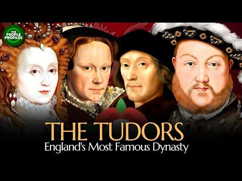 The Tudors - A Complete History of the Tudor Dynasty Documen