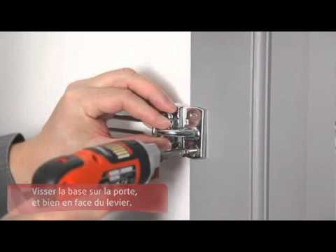 S curiser l 39 ouverture d 39 une porte youtube - Securiser porte de garage basculante ...