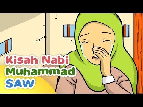 Kisah Nabi Muhammad SAW Detik Terakhir Wafatnya Rasulullah