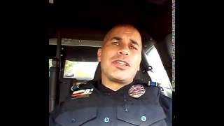 Cop rap