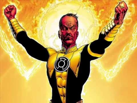 Image result for yellow lantern