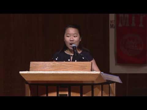 2016 Alumna speaker, Songela Chen