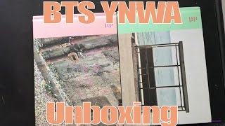 BTS You Never Walk Alone Unboxing
