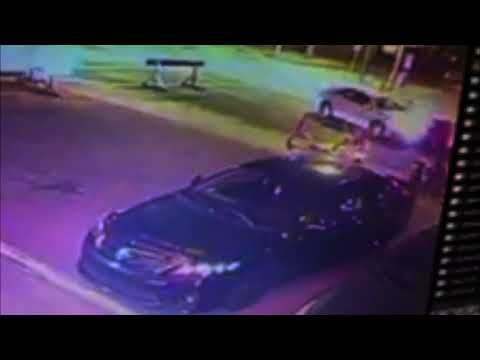 Edmonton police release video of attack on officer