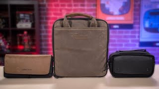 Waterfield Nintendo Switch Case Unboxing