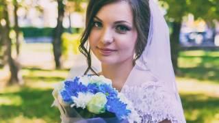 Свадебное слайд-шоу Евгения и Анны. Старобельск