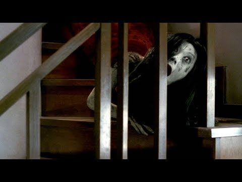 The Grudge 2004 Stairs Scene Youtube