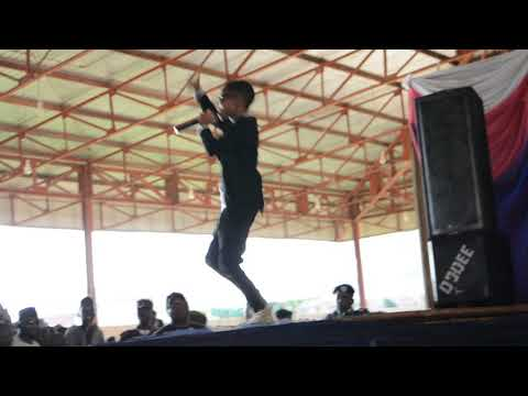 Lil Ameer  live performance @Trade fair kano by Salhaj
