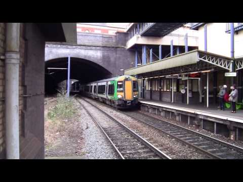 Jewellery Quarter Railway Station and Midland Metro - Tuesday 23rd December 2014