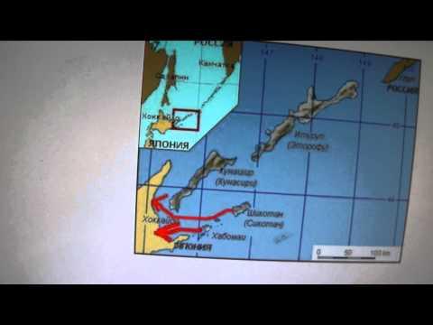 Klim works out a Kuril Islands dispute