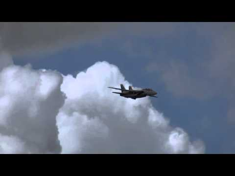 Maiden Flights Of Daniel's Freewing F-14 Tomcat Twin 80mm EDF Jet