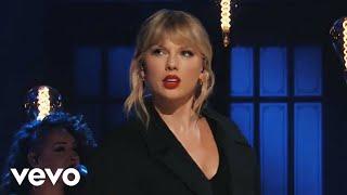 "Taylor Swift - ""False God"" (Live From Saturday Night Live / 2019)"