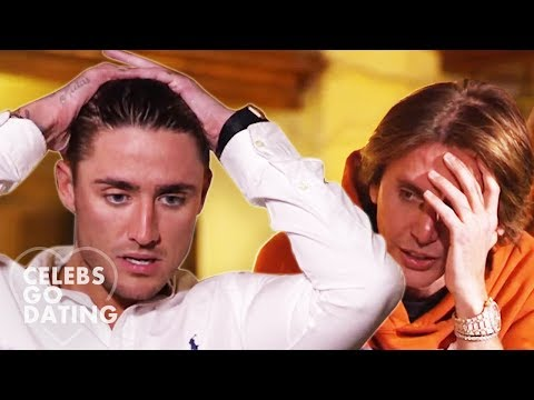 Stephen Bear STUNNED by Date Walking Out on Him?! | Celebs Go Dating