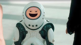 Meeting an Emojibot | Smile | Doctor Who | BBC