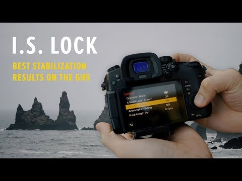 This GH5 Setting is a Game Changer – I.S. VIDEO LOCK
