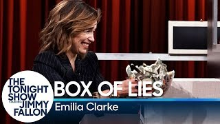 Download Box of Lies with Emilia Clarke Mp3 and Videos