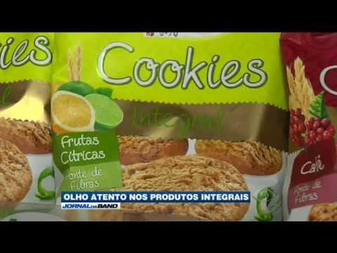 Atenção ao adquirir alimentos integrais