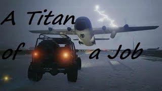 GTA 5 Online: A Titan of a Job - Lester Mission