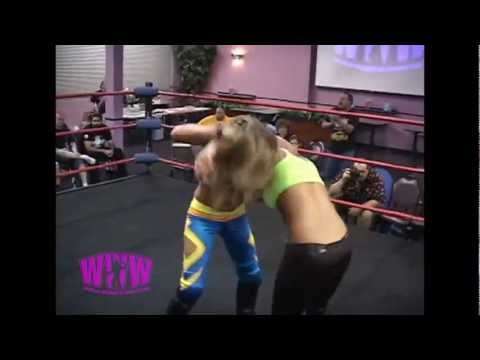 The Best Of WORLD WOMEN'S WRESTLING - Episode 3