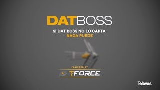 DAT BOSS, ANTENA Z TECHNOLOGIĄ TFORCE