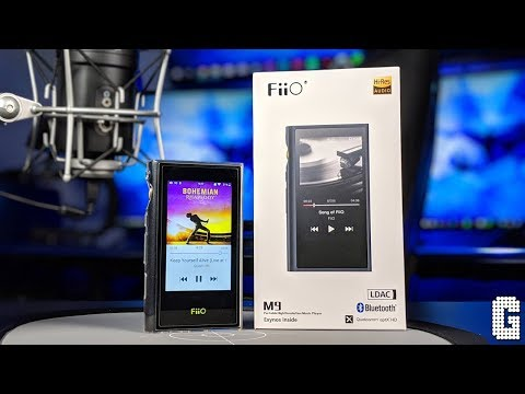 A Must Have For Music Lovers! : Fiio M9 HiRes Digital Audio Player