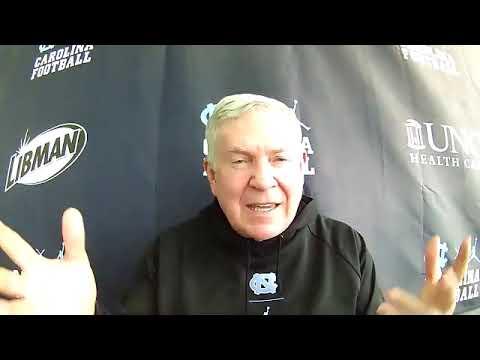 Video: Mack Brown Tuesday Post-Spring Practice Interview