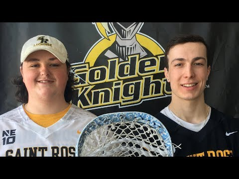 Facing Off With: Liam Guiton and Matt Graham, March 19, 2018