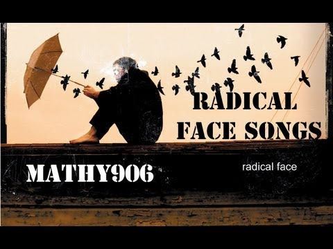 Radical Face - All Is Well Goodbye, Goodbye (with Lyrics)