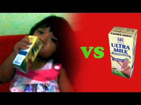 Minuman Susu Ultra Milk Minuman Kesehatan (Healthy Drink_Drink Kids)