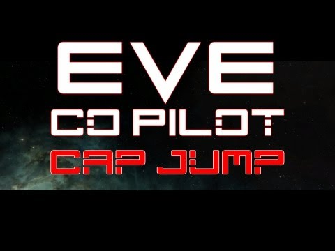 Eve Online Tutorial - Null - Jumping Capital Ships And Cyno's [EvE Co Pilot]