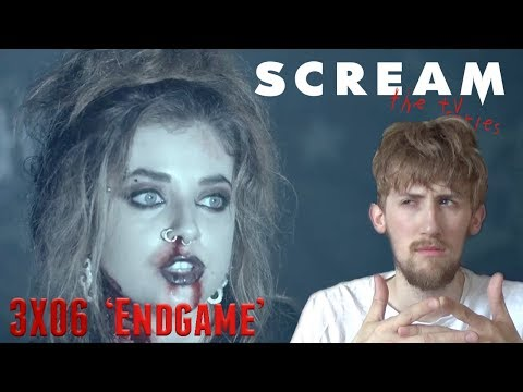 Scream Season 3 Episode 6 (Season Finale) - 'Endgame' Reaction