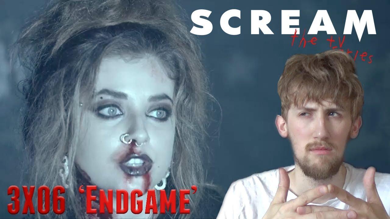 Download Scream Season 3 Episode 6 (Season Finale) - 'Endgame' Reaction