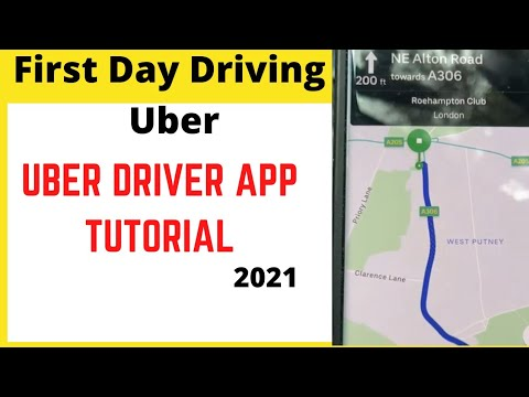 My First Day Driving Uber | Day One As An Uber Driver | Uber In Uk