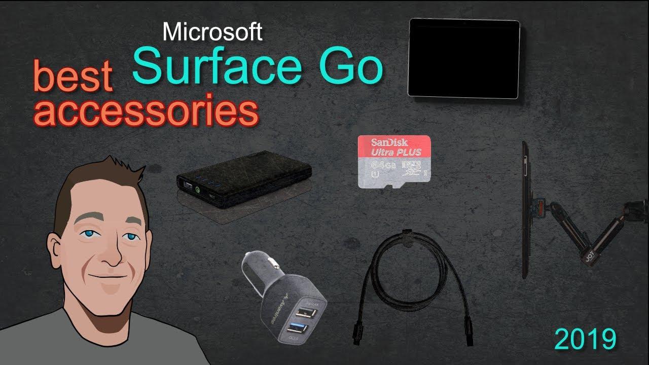 Best Accessories Surface Go 10