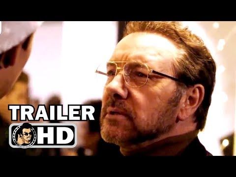 BILLIONAIRE BOYS CLUB   2018 Taron Egerton, Kevin Spacey Thriller Movie HD