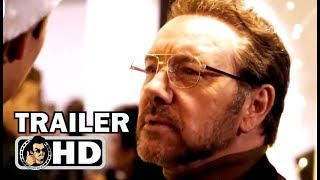 BILLIONAIRE BOYS CLUB Official Trailer (2018) Taron Egerton, Kevin Spacey Thriller Movie HD