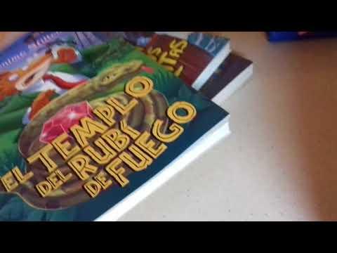 mi-colección-de-libros-de-geronimo-stilton🐭🐭🐭🐁🐁😘
