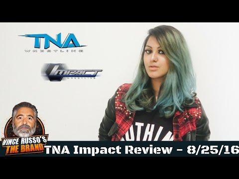 TNA Impact Wrestling Turning Point 8/25/16...