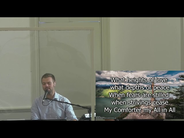 Caledonia Congregational Church Live Stream - August 8, 2021